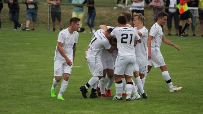FC Hochemmingen – FV Marbach 1:3