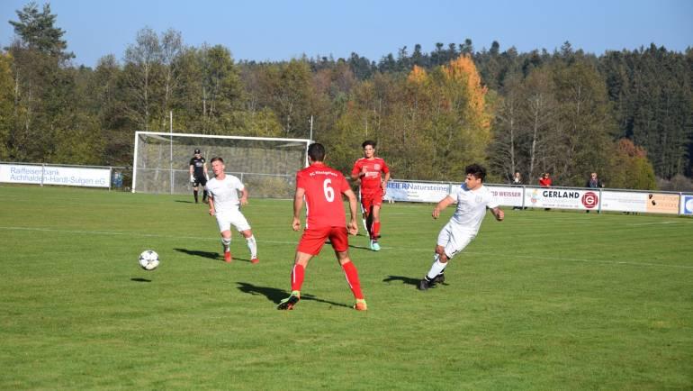 Bilder: FC Königsfeld – FV Marbach