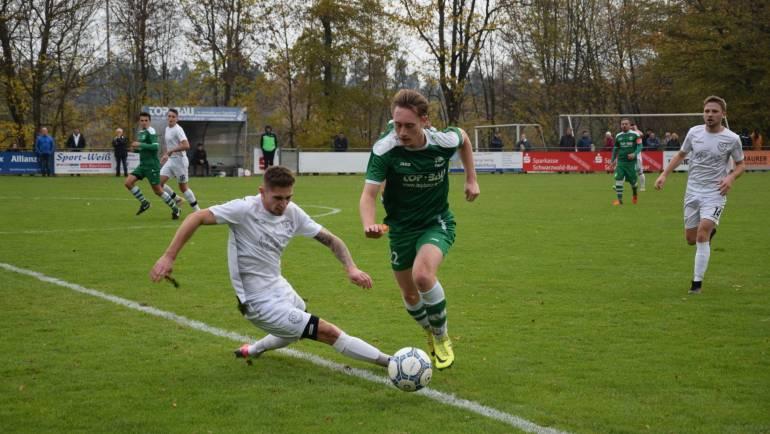 Bilder: DJK Villingen – FV Marbach