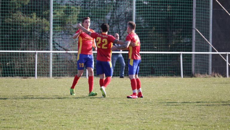 Bilder: FV Marbach – FC Weilersbach