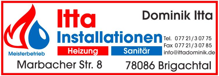 Itta Installationen Heizung & Sanitär
