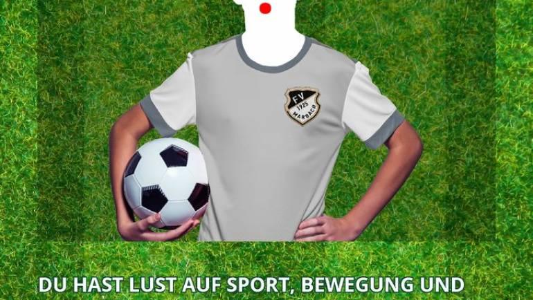 Wanted: Jugendspieler gesucht