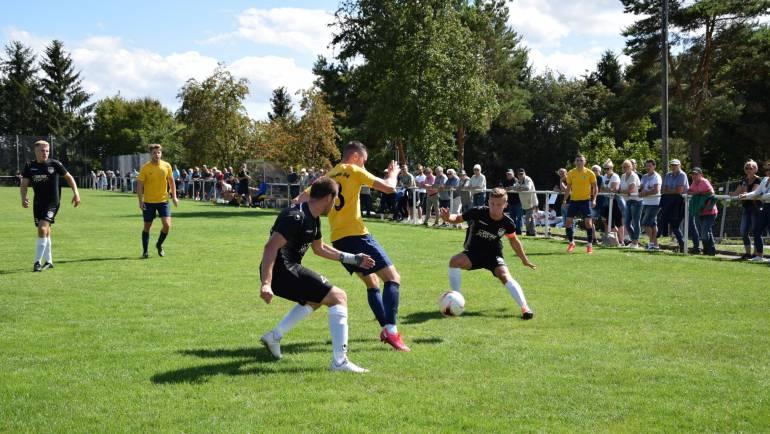 Bilder: FV Marbach – FC Singen